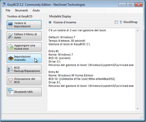 2 In Alto Alla Sezione Scegli Un Sistema Operativo Dovete Selezionare Il Windows Da Analizzare E Controllare Vi Consiglio Soprattutto Di La